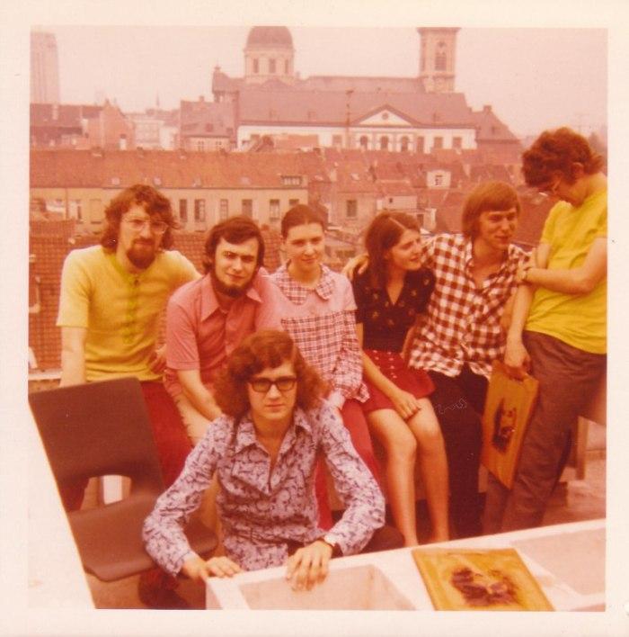 Germaanse Filologie RUG anno1973