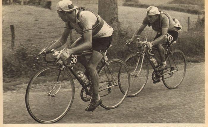 65 jaar geleden: invoering van de groene trui in deTour