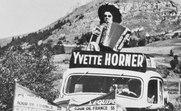 Yvette Horner (1922-2018)