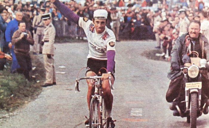 Vijftig jaar geleden: Barry Hoban wintTourrit