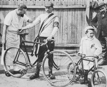 115 jaar geleden: Maurice Garin wint de eersteTour