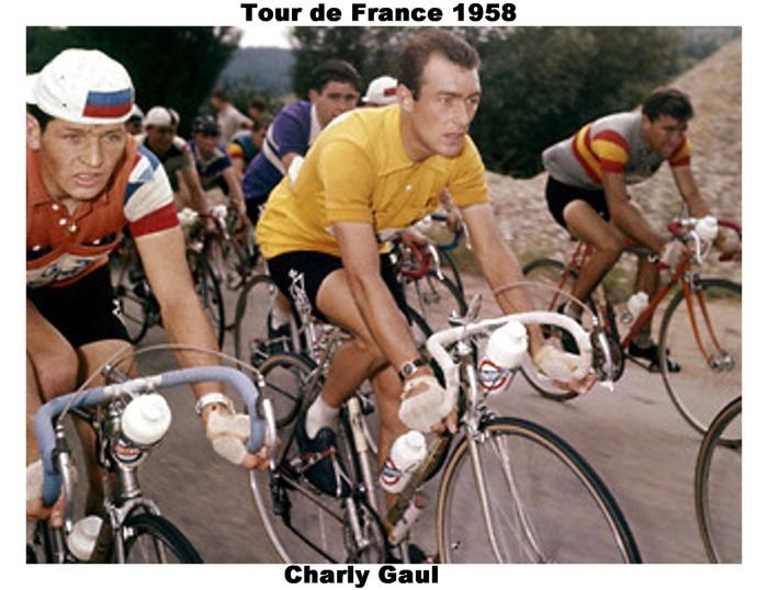 Zestig jaar geleden: Charly Gaul wint de 45ste Tour deFrance