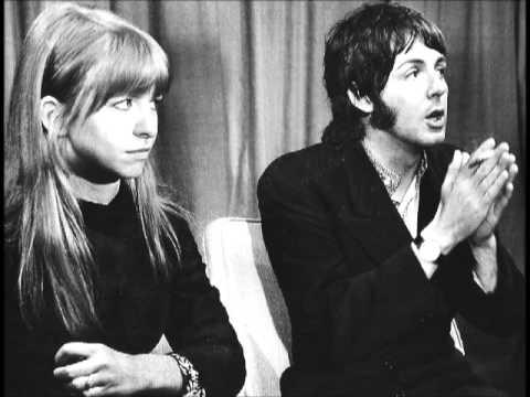 Vijftig jaar geleden: Jane Asher kondigt breuk met Paul McCartneyaan