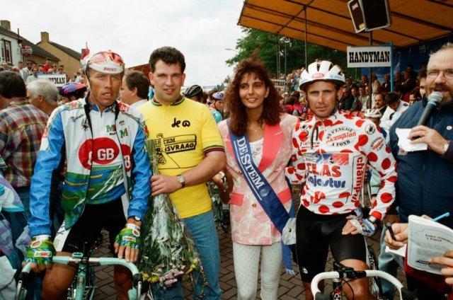25 jaar geleden: Zenon Jaskula wint als eerste Pool eenTouretappe