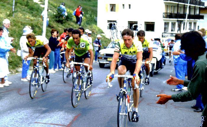 Dertig jaar geleden: Eddy Planckaert wint het puntenklassement in deTour