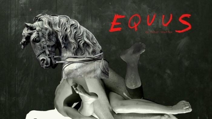 """45 jaar geleden: première van """"Equus"""" van PeterShaffer"""