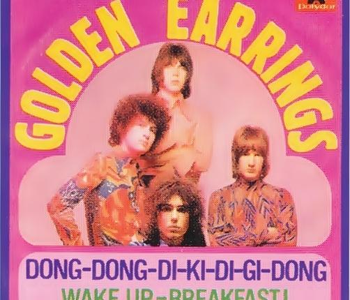 Vijftig jaar geleden: The Golden Earrings op nummeréén