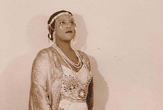 85 jaar geleden: Caterina Jarboro alsAida