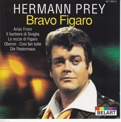 Hermann Prey (1929-1998)
