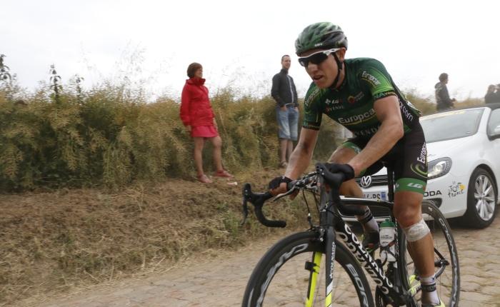 Bryan Coquard wint slotrit in de Baloise BelgiumTour