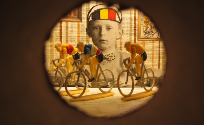 """Twintig jaar geleden: """"Kunst rond Koers"""" (Erwin DeBie)"""