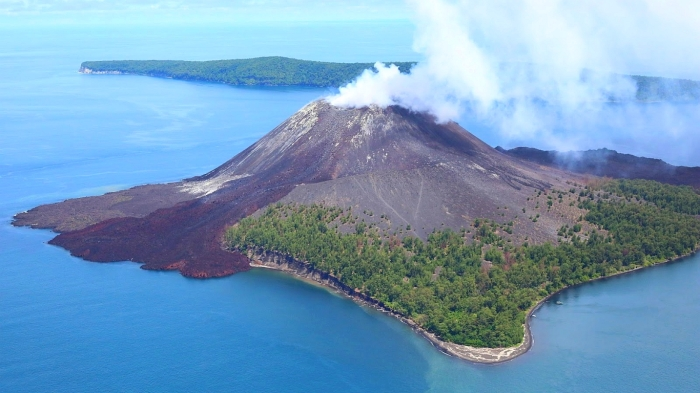 135 jaar geleden: uitbarsting van deKrakatau