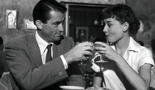 """65 jaar geleden: première van """"Romanholiday"""""""