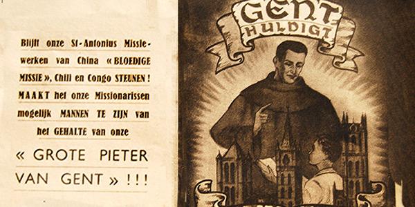 495 jaar geleden: Pedro de Gante is eerste missionaris inAmerika