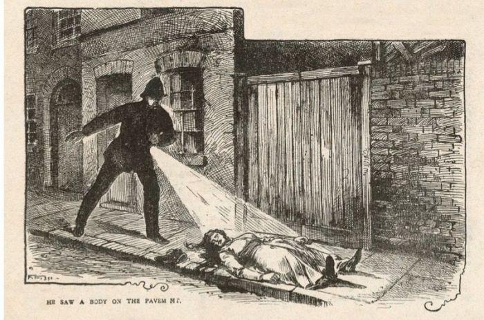 130 jaar geleden: het eerste slachtoffer van Jack theRipper