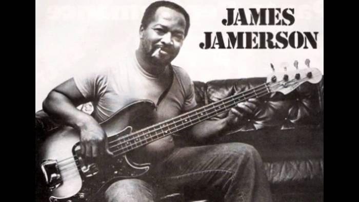 James Jamerson (1936-1983)