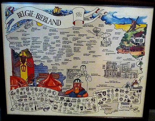 Dertig jaar geleden: « België: bierland » optelevisie