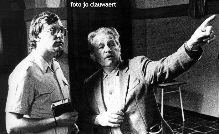 35 jaar geleden: op stap met burgemeester Marcel Couteau (LeRoeulx)