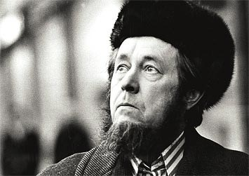 Aleksandr Solzjenitsyn (1918-2008)