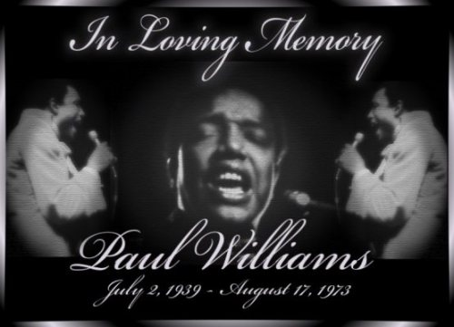 Paul Williams (1939-1973)
