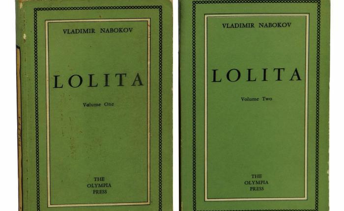 """Zestig jaar geleden: """"Lolita"""" van VladimirNabokov"""