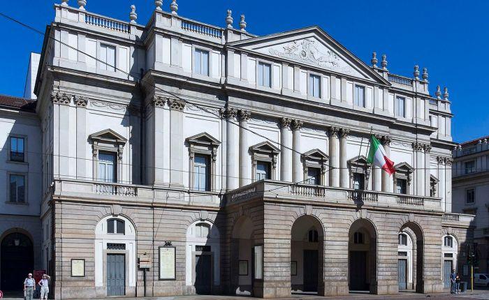 240 jaar geleden: opening van de Scala vanMilaan