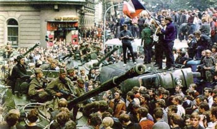 Vijftig jaar geleden: einde van de PraagseLente