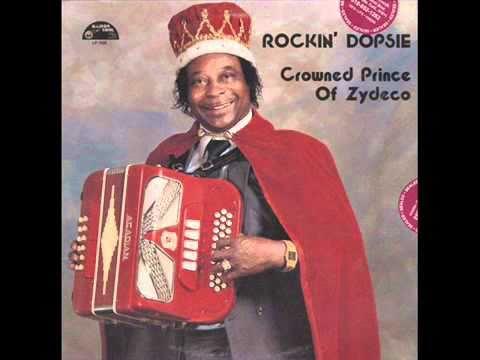 Rockin' Dopsie (1932-1993)