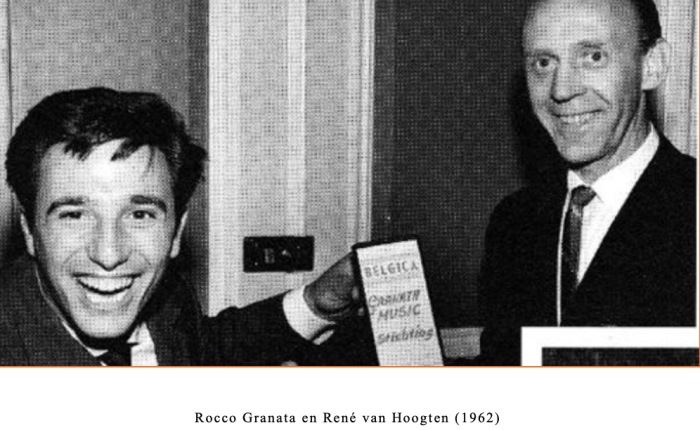 Rocco Granata wordttachtig