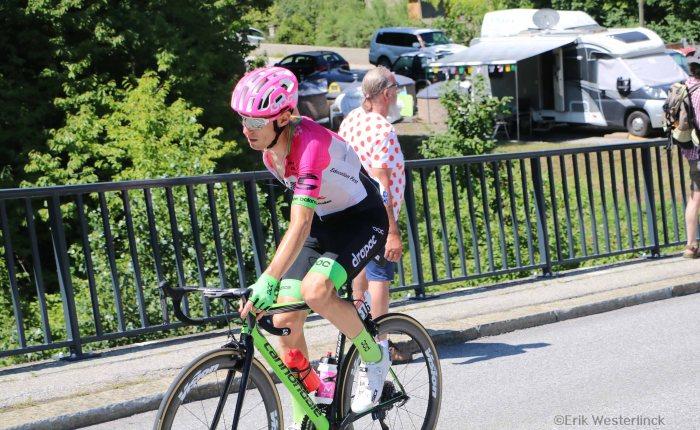Pierre Rolland wint le Tour deSavoie