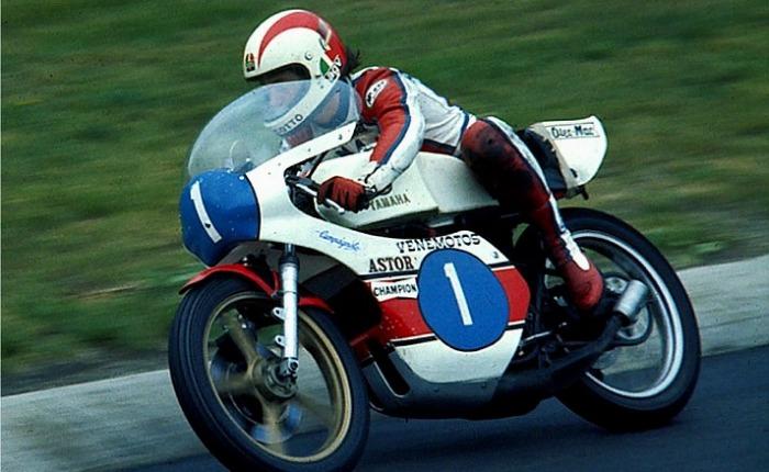 Veertig jaar geleden: Johnny Cecotto wordt wereldkampioen motoren750cc