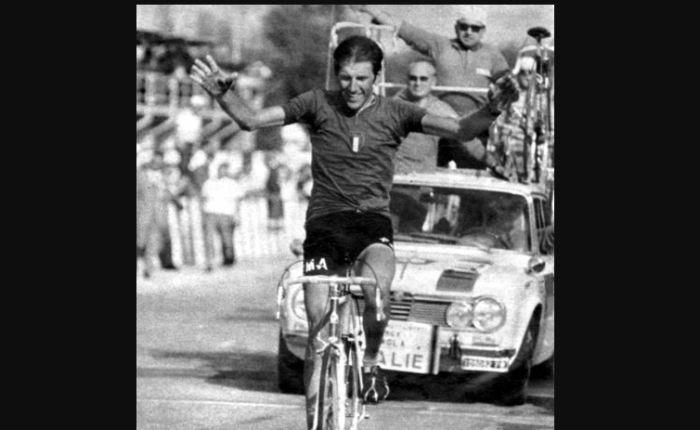 Vijftig jaar geleden: Vittorio Adorni wordtwereldkampioen