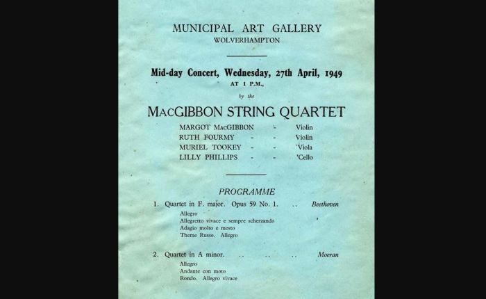 Margot MacGibbon (1906-1998)