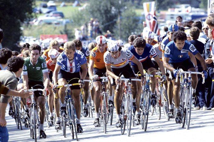 35 jaar geleden: Greg LeMond wordt wereldkampioen inAltenrhein