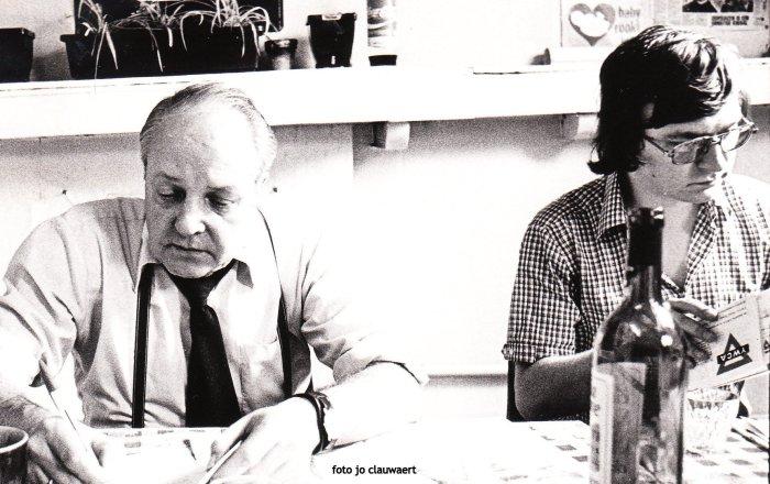 Veertig jaar geleden: mijn officiële start op De RodeVaan