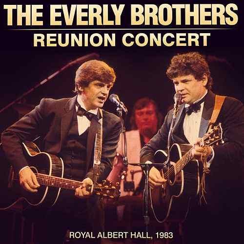 35 jaar geleden: reünie-concert van The Everly Brothers in The Royal AlbertHall