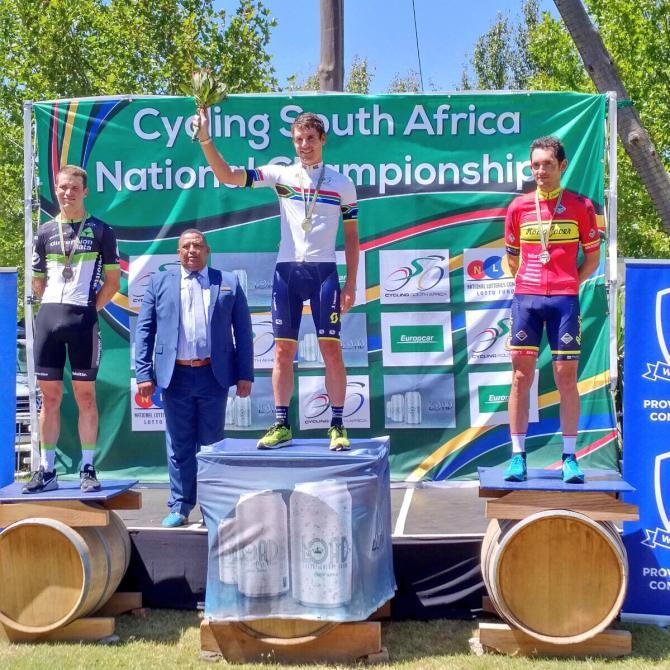Kampioenschap van Zuid-Afrika