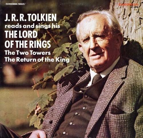John Ronald Reuel Tolkien(1892-1973)