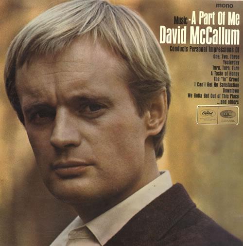 David McCallum wordt85…