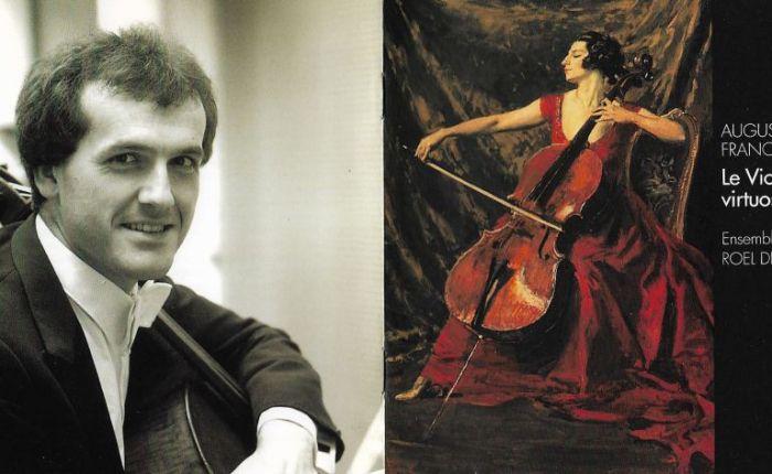 Tien jaar geleden: Roel Dieltiens met de cellosonates van AntonioVivaldi