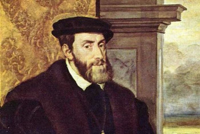 Keizer Karel (1500-1558)