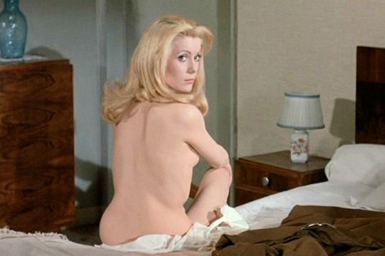 Catherine Deneuve wordt 75…