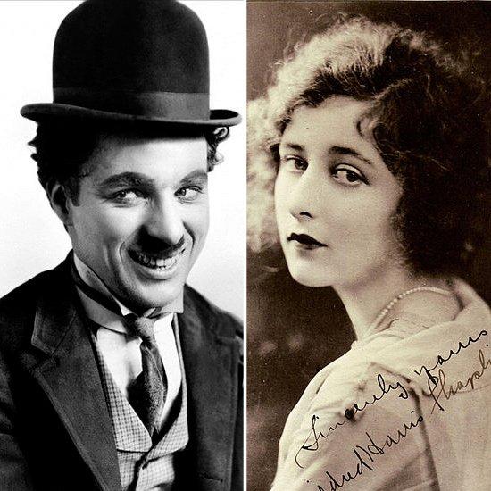 Honderd jaar geleden: huwelijk van Charles Chaplin met MildredHarris