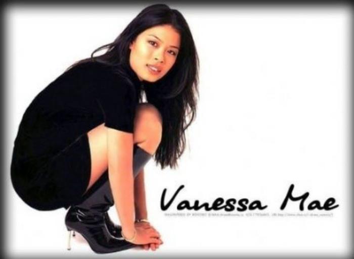 Vanessa-Mae wordt veertig…