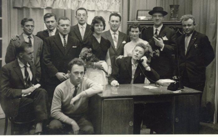65 jaar geleden: het ontstaan van de Vlaamsetelevisie