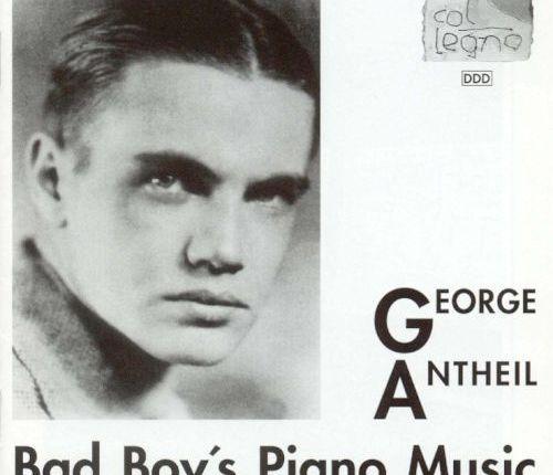 95 jaar geleden: relletjes na de tweede sonate van GeorgeAntheil