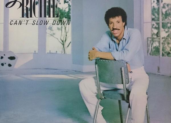 """35 jaar geleden: release van """"Can't slowdown"""""""