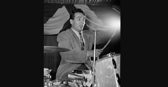 Gene Krupa (1909-1973)