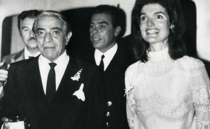 Vijftig jaar geleden: huwelijk Jackie Kennedy met AristotelesOnassis