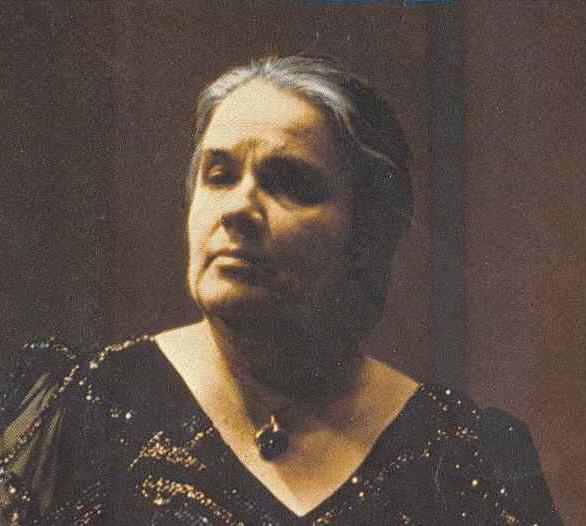 Tatiana Nikolaeva (1924-1993)